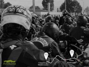 Cea mai mare paradă moto din România va avea loc pe traseul Suceava - Gura Humorului - Câmpulung Moldovenesc
