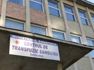 Centrul de Transfuzii Sangvine Suceava