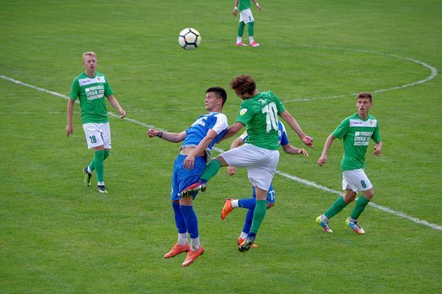 Foresta a pierdut cu 2 - 3 intalnirea de la Areni cu Miroslava