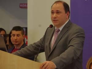Mihai Dimian, rector interimar al USV