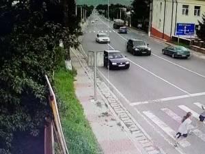 Imagini șocante de la accidentul  mortal de la Ilişeşti petrecut pe 31 iulie