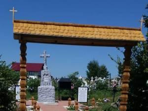 Monumentul Eroilor din cimitirul Burdujeni Sat, reabilitat