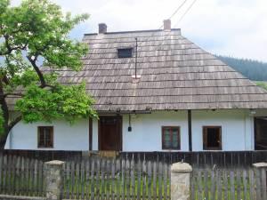 Casa Aioanițoaie, aşa cum arăta în perioada în care era locuită