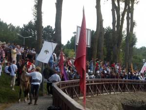 Record de vizitatori la ediţia de anul acesta a Festivalului Medieval din Suceava - Sursa foto: Muzeul Bucovinei