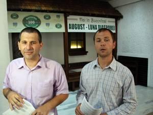 Grupul de activişti creştini care a solicitat blocarea Bucovina Rock Castle a fost format doar din două persoane
