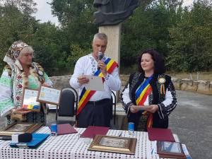 Primarii celor trei comune au semnat acordul de înfrățire