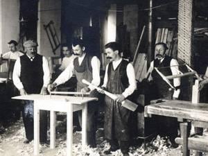 """""""Şcoală pentru prelucrarea lemnului"""""""