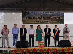Deschiderea festivalului