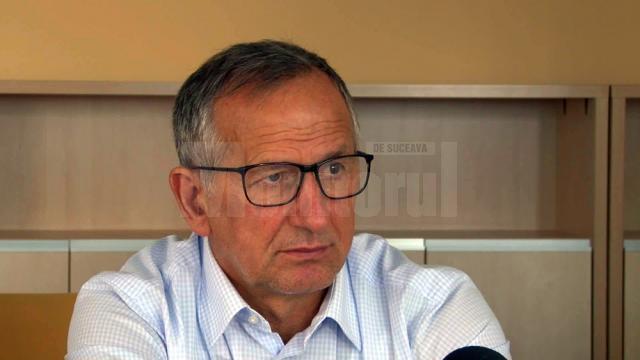 Prof. univ. dr. Florin Ramadani, Clinica Wels-Grieskirchen, Austria