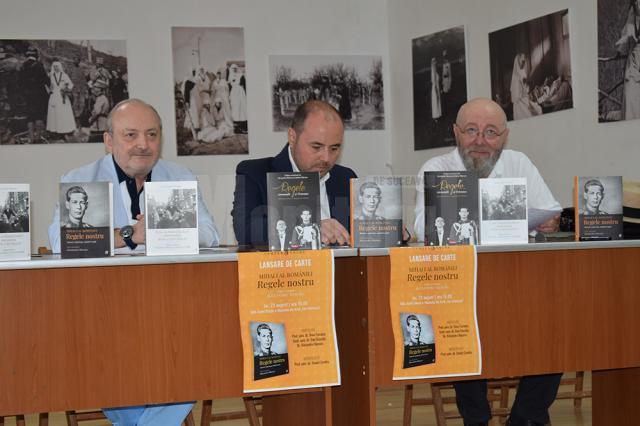 Prof. univ. dr. Doru Tompea, dr. Alexandru Muraru  și conf. univ. dr. Dan Dascălu