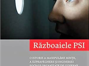 "Marie D. Jones & Larry Flaxman: ""Războaiele PSI"""