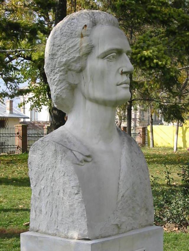 """""""Un bust al lui Eminescu la Suceava"""""""