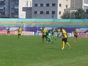 Forestierii au disputat sâmbată un meci școală pe stadionul Areni