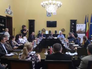Suceava și Botoşani își vor promova împreună potenţialul economic