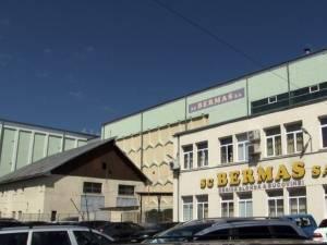 Fabrica de bere Bermas Suceava