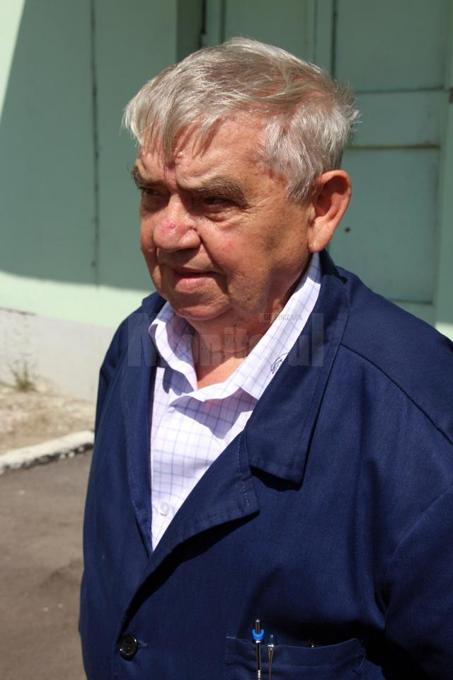 Directorul tehnic, Octavian Croitoru