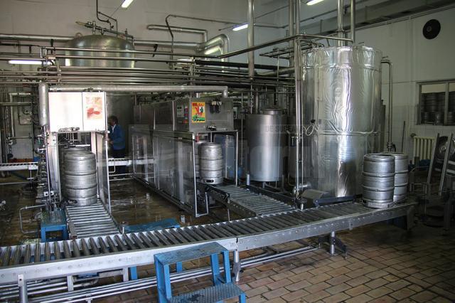 Bermas, singura supravieţuitoare pe vechea structură, din peste 120 de fabrici de bere, câte avea România în 1990