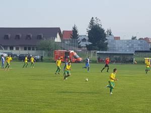 Bucovina Radauti s-a calificat dramatic in tutul 4 al Cupei Romaniei