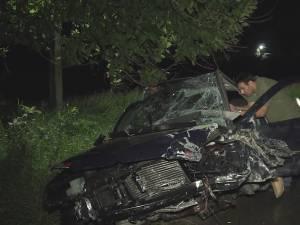 Accidentul a fost foarte violent