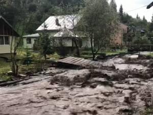 Municipiul Câmpulung Moldovenesc a fost cea mai afectată localitate de inundaţiile din perioada 15 - 24 august