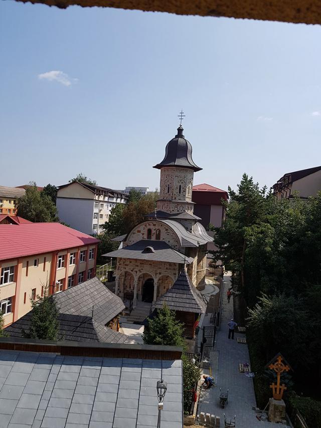 Parohia Sf. Spiridon din Suceava