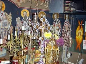 """Biserica """"Sfântul Nicolae"""" din curtea Spitalului Vechi Suceava"""