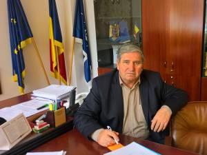 Doctorul Dan Corneanu, directorul executiv al DSVSA Suceava