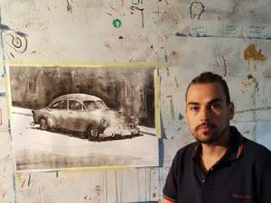 Artistul plastic Alexandros Karciucas