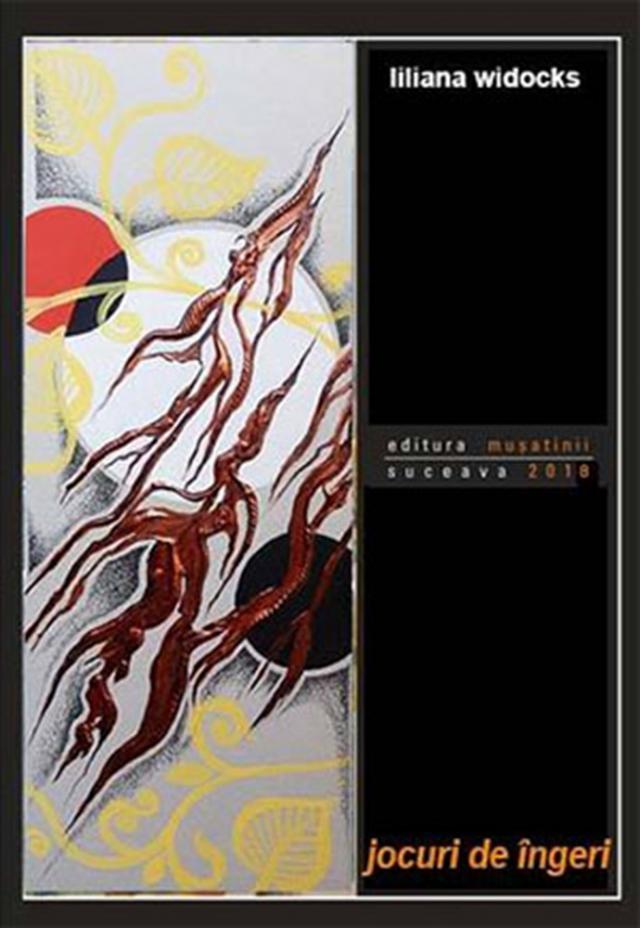 Volumul, apărut la editura Muşatinii, are coperta realizată de maestrul Radu Bercea
