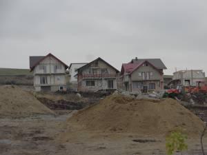 Numărul solicitărilor pentru construirea de locuinţe a crescut