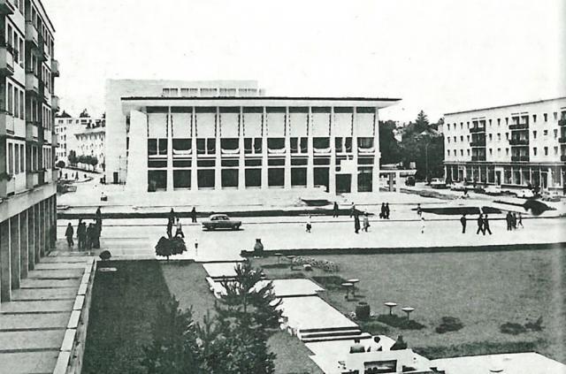 """""""Casa de cultură a oraşului Suceava"""""""