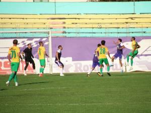 Foresta și Somuz se întâlnesc pe Areni într-un meci din etapa a II-a