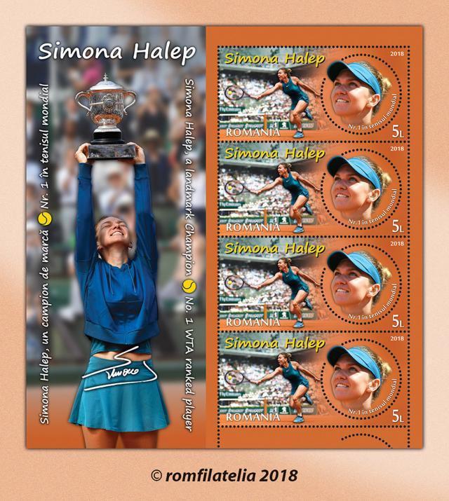 """""""Simona Halep, un campion de marcă"""""""