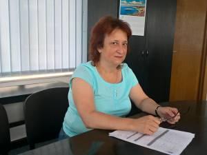 Directorul executiv al DSP Suceava, dr. Cătălina Zorescu