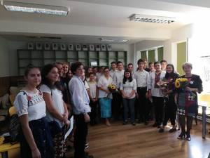 """Școala de vară """"Magia cuvintelor"""" s-a desfășurat la Liceul Tehnologic """"Mihai Eminescu"""" Dumbrăveni"""