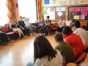 Inițiativa urmărește integrarea bobocilor în noul mediu școlar și în viața de licean