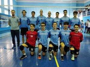 Juniorii de la LPS Suceava vor avea trei meciuri test la Memorialul Eduard Gazda de la sala Unirea