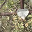 Crucea micuţei Valentina, îngropată în bălării
