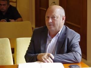 Ilie Boncheș, primarul municipiului Vatra Dornei
