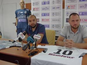 Antrenorii Universității Suceava își doresc în acest sezon ca echipa să ajungă în play-off