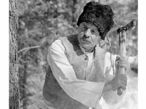 Prima fotografie publicată îi aparţine lui Ferdinand Michitovici, unul dintre marii fotografi ai municipiului Câmpulung Moldovenesc