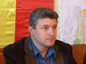 Primarul municipiului Fălticeni, Cătălin Coman