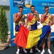 Cosmin Pascari, Vasile Țigănescu, Constantin Berariu și Ciprian Huc luptă pentru medalii din postura de campioni europeni