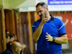 Sandu Iacob a debutat cu o victorie pe banca celor de la Focşani, în disputa de la Făgăraș