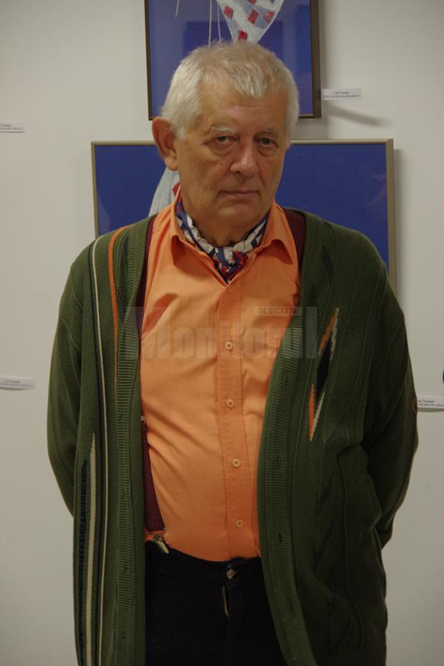 Artistul plastic Costin Neamțu