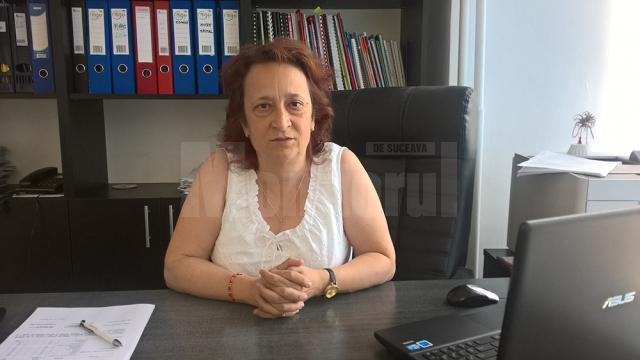 Directorul executiv al Direcției de Sănătate Publică (DSP) Suceava, dr. Cătălina Zorescu