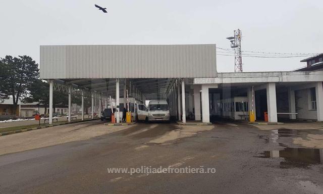 Punctul de Trecere a Frontierei (PTF) Siret