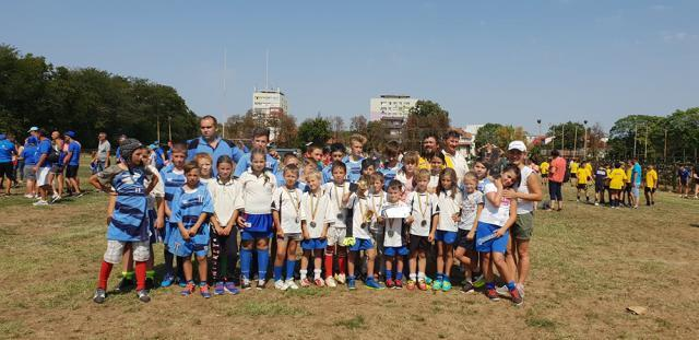 CSM Suceava a participat la toate categoriile de vârstă, sub 8, 10 si 12 ani
