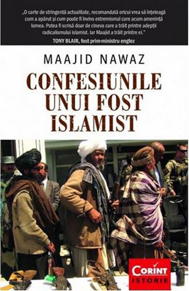 """Maajid Nawaz: """"Confesiunile unui fost islamist"""""""