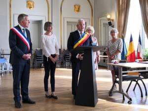 Semnarea Parteneriatului de colaborare între Suceava și Laval